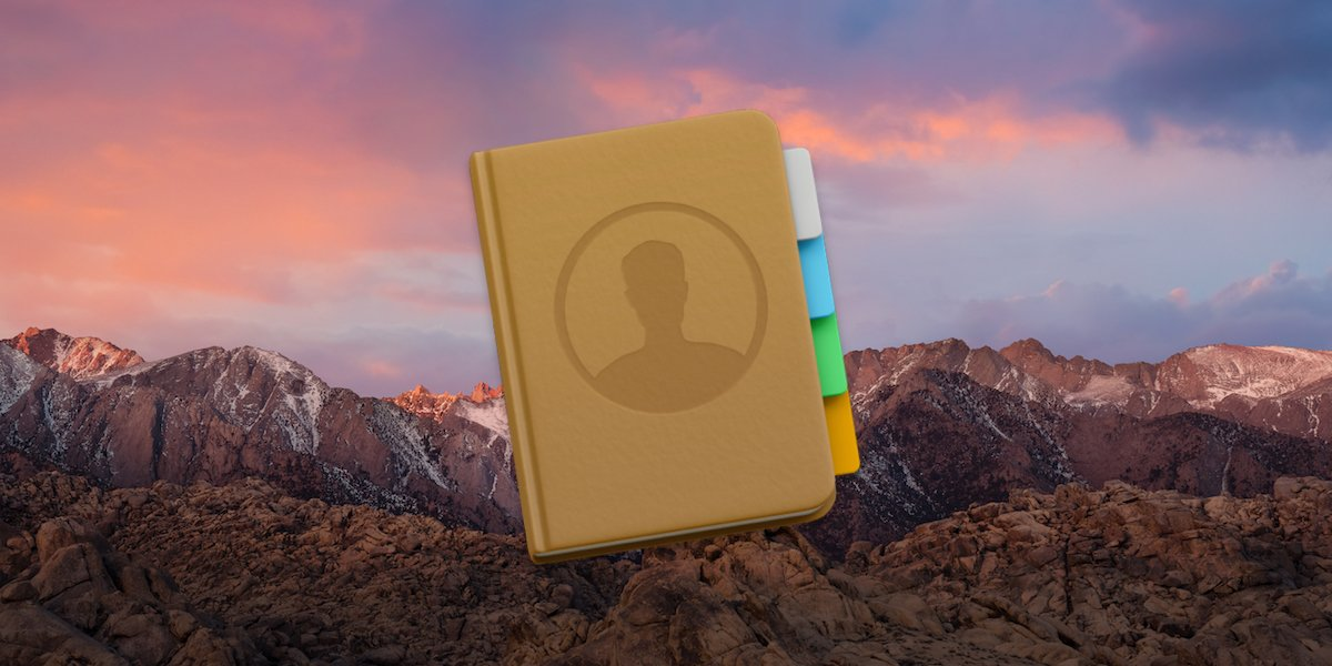 Duplicate cards from multiple services in Contacts? There&#39;s a fix for that #mac #contacts   http:// dlvr.it/PFlK0z  &nbsp;  <br>http://pic.twitter.com/BHRoPzX8Yh