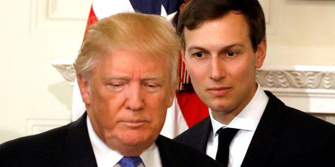 Jared Kushner, le gendre de Trump, voulait communiquer secrètement avec la Russie pendant la campagne https://t.co/nrt3kM4Gbb
