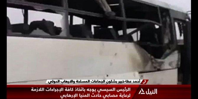 #Daech revendique l'attaque contre les chrétiens #coptes en #Egypte qui a fait 29 morts 👉https://t.co/xUlVwPu2uo
