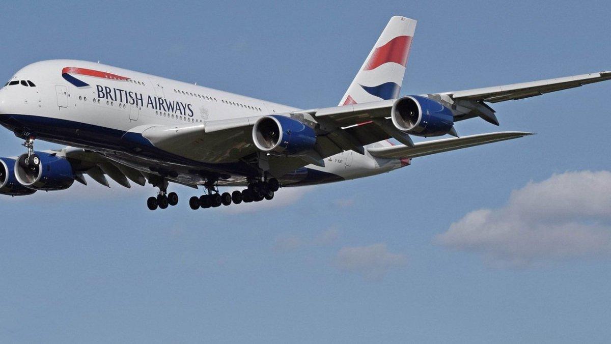 British Airways victime d'une panne informatique https://t.co/pwNaS2db28