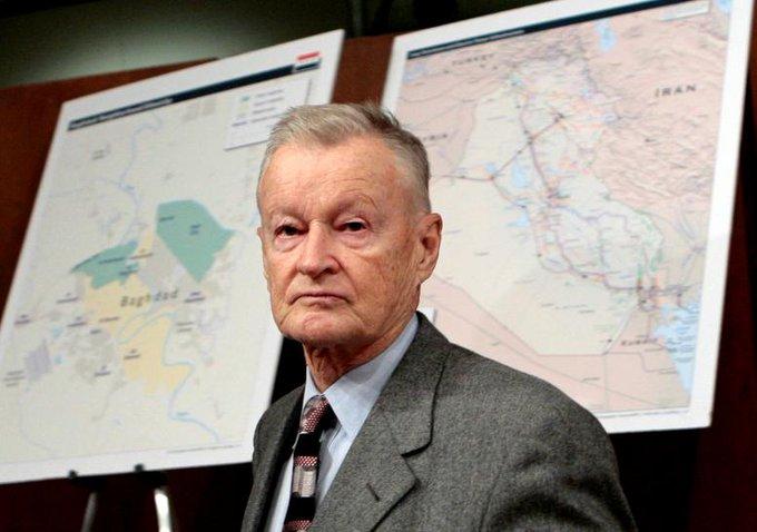 Former U.S. national security adviser Brzezinski dies at 89 https://t.co/oU4s3FQV1Y