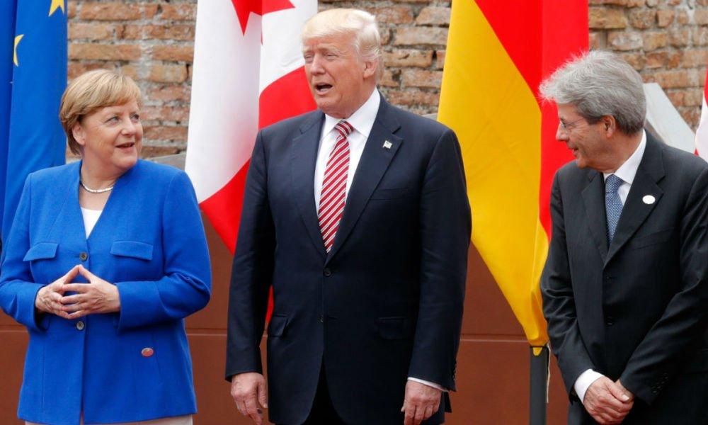 Accord de Paris sur le climat: Trump prendra sa décision 'la semaine prochaine' https://t.co/v77Ozm4tFc