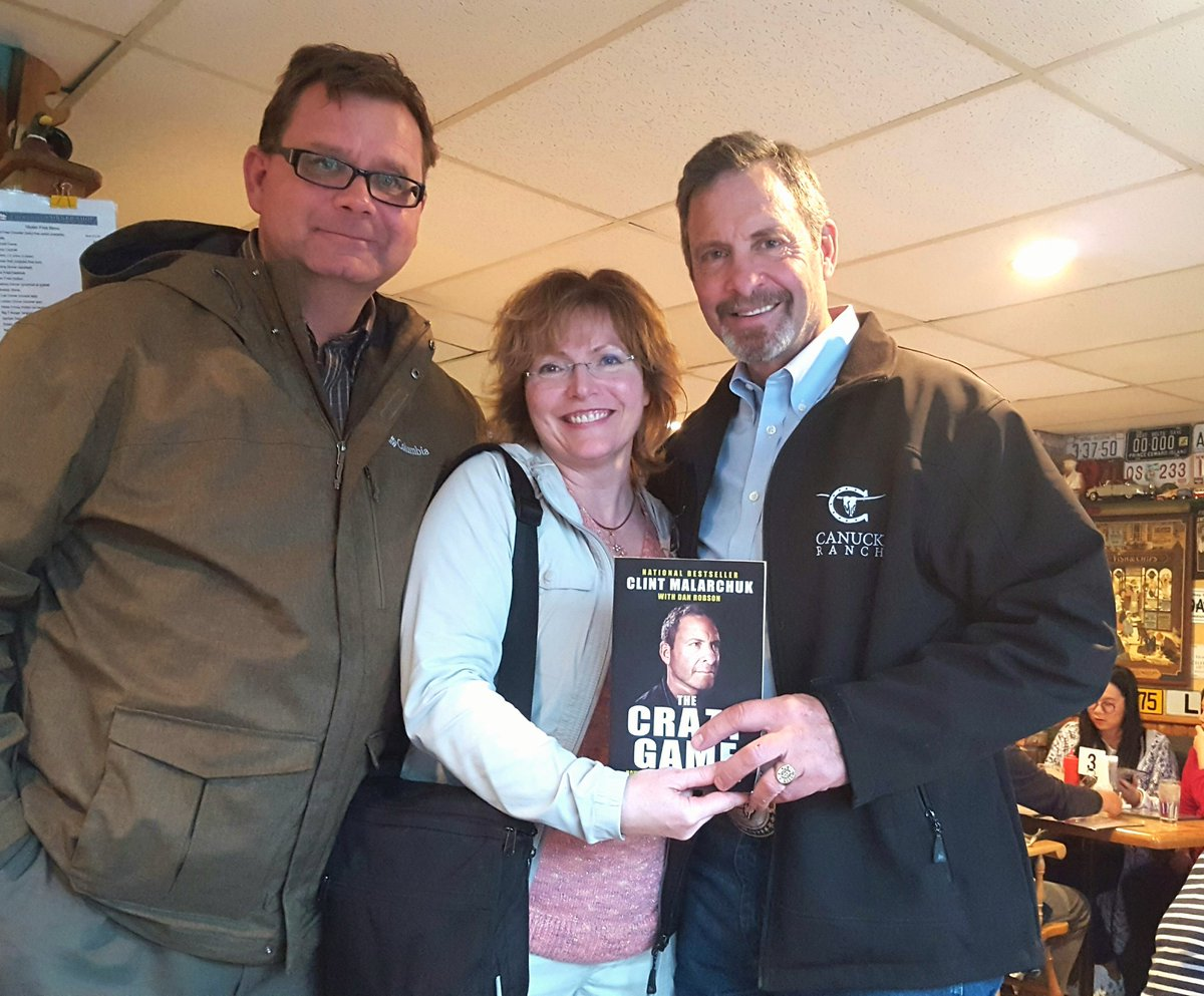 Michelle Holmes On Twitter Read Clint Malarchuk S Book He Is