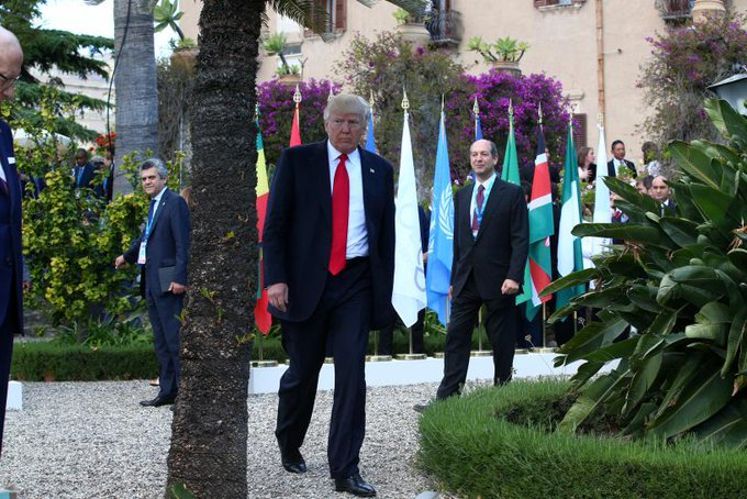 U.S. backs call for fight against protectionism in G7 communique: source https://t.co/js0Jjeellz
