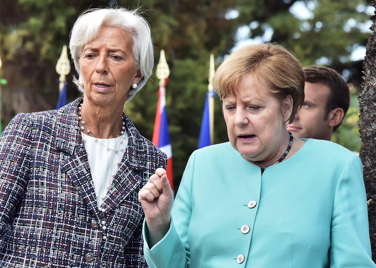 Pour Merkel, la discussion au G7 sur le climat 'pas du tout satisfaisante' https://t.co/cRmGs3KfNP