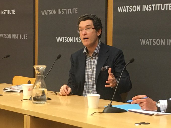 .@NormEisen: Russia scandal 'has the whiff of Watergate....corrupting conflicts.'
