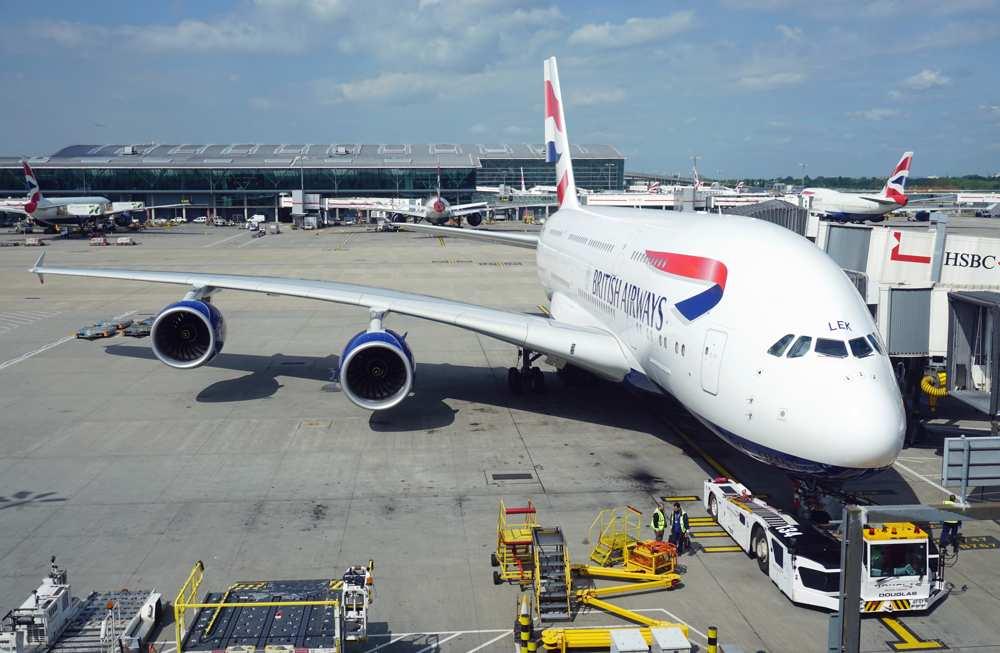 British Airways contraint d'annuler des vols après une panne informatique https://t.co/PbhoOT9d0q