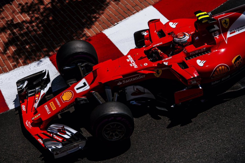 Dove Vedere Partenza Gara GP Monaco 2017 Streaming F1 Gratis: 2 Ferrari in prima fila