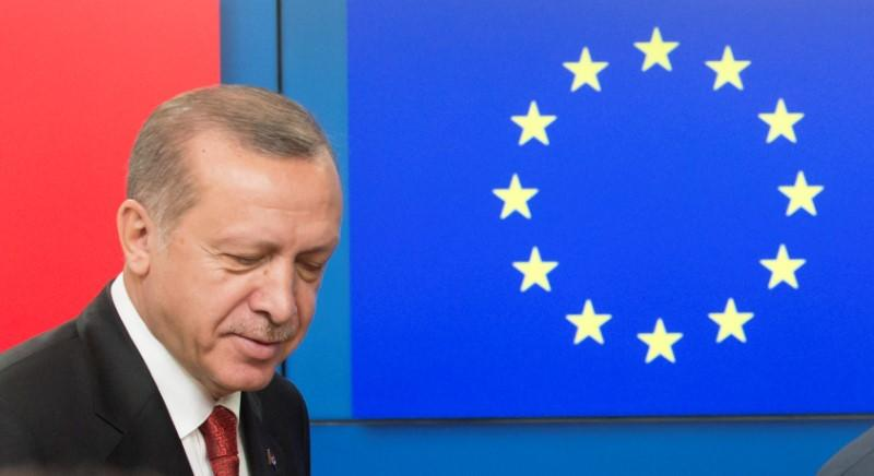 Erdogan says EU presented Turkey with new 12-month diplomatic timetable: Hurriyet https://t.co/UgLui3VlEp