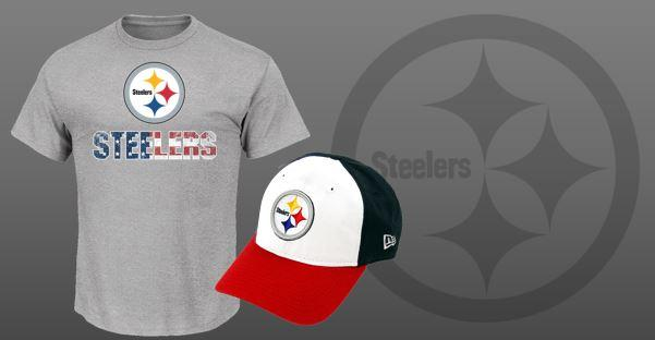Pittsburgh Steelers On Twitter Add Some Red White And Blue To