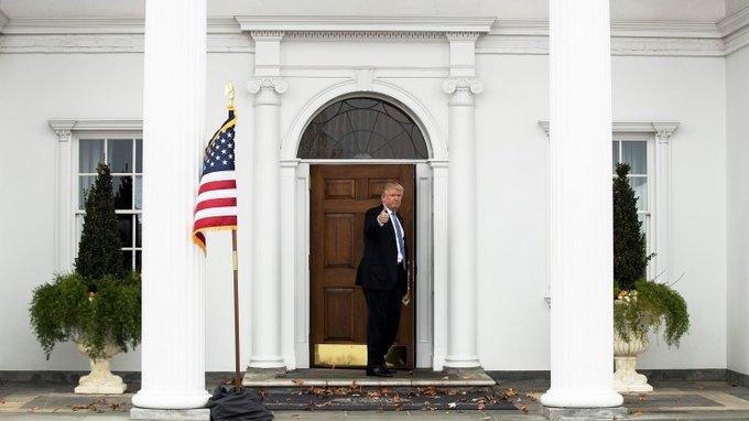 Inside Bedminster—President Trump's New Jersey pleasure palace https://t.co/oJ7EE1Rck4