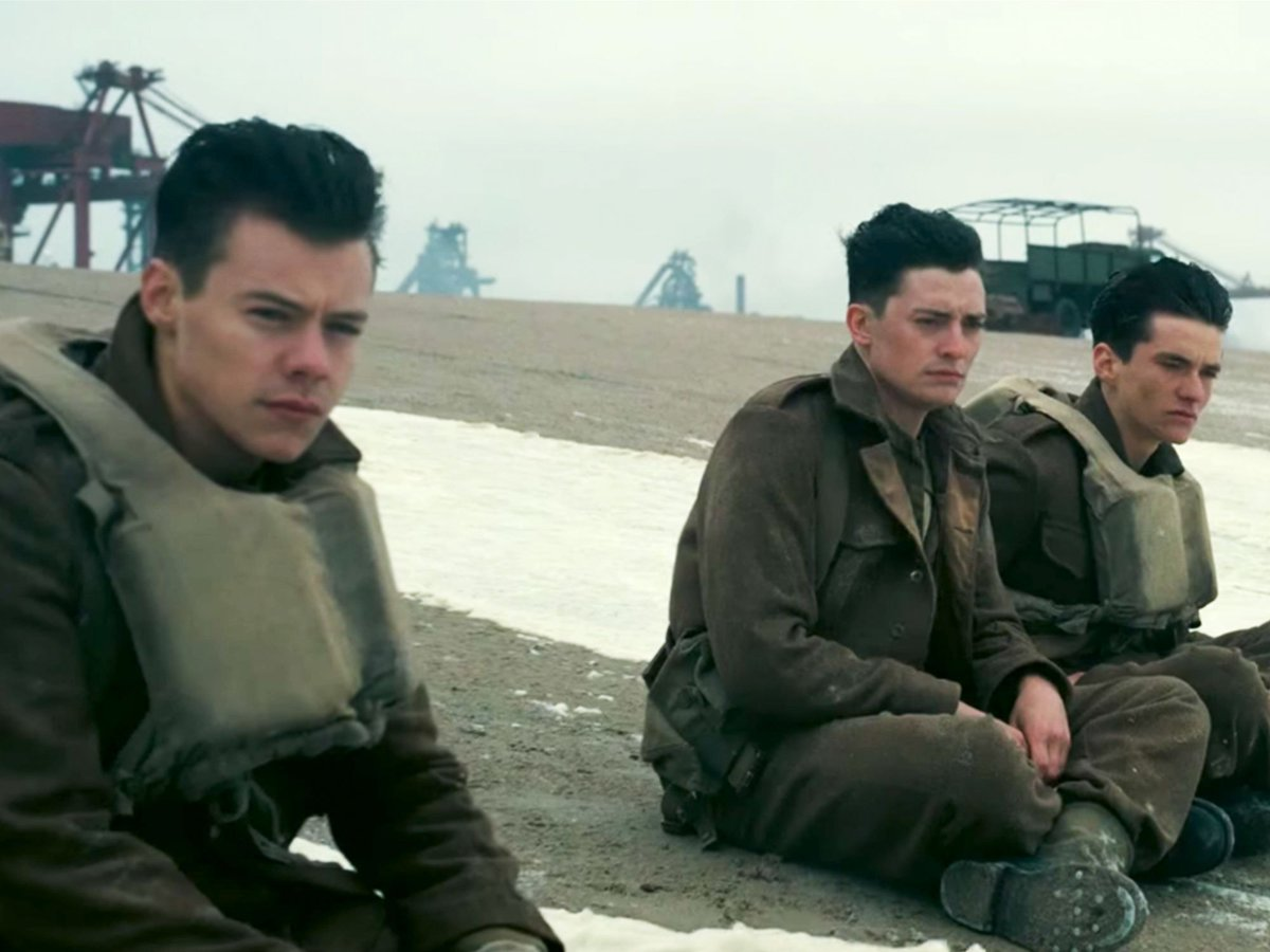 Exclusive: Harry Styles discusses his upcoming role in Christopher Nolan's Dunkirk https://t.co/hQ17X1qHk1 #LWLies70 https://t.co/xTHHmGQkio