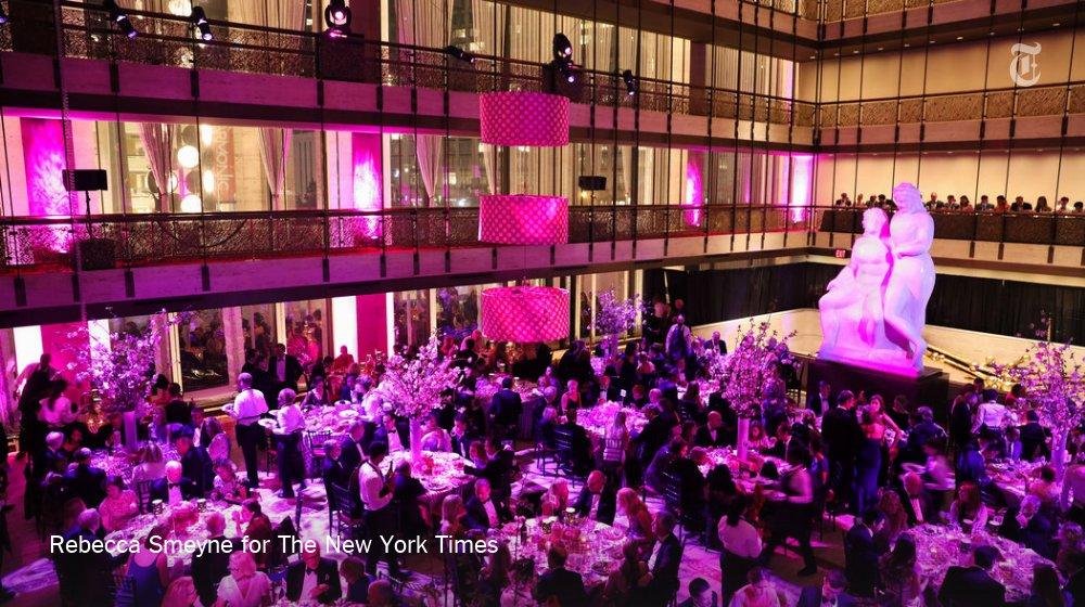 Step inside last week's biggest fundraisers https://t.co/PIpAy6dQV4 https://t.co/GDU4nAF6yf