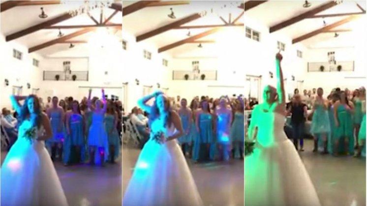 minutounocom: VIDEO: La novia con cáncer...