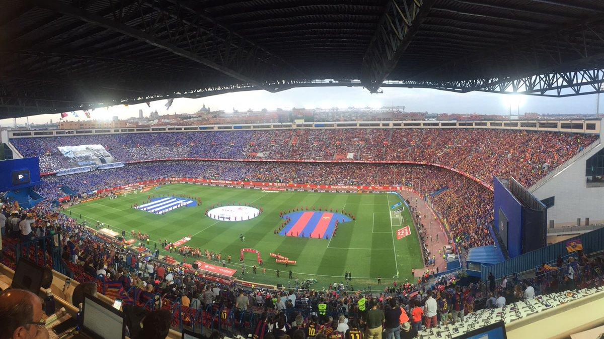 Vicente calderon info en direct news et actualit en - Regarder la finale de la coupe du roi en direct ...