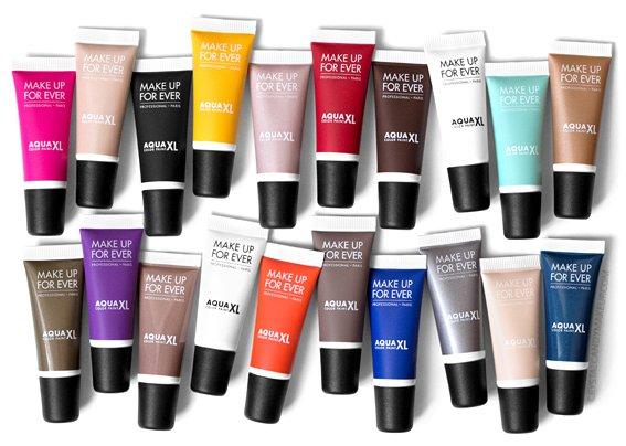 Make Up For Ever Aqua XL Color Paints