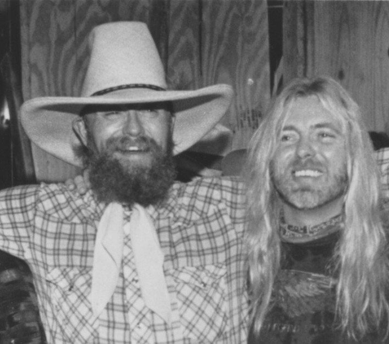 Stars react to death of legendary singer Gregg Allman