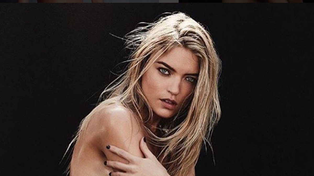 Martha Hunt Nude Photos 99