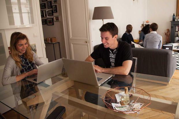 #Coworking : Cohome, la première plateforme de coworking à domicile https://t.co/N03ci8oVtN