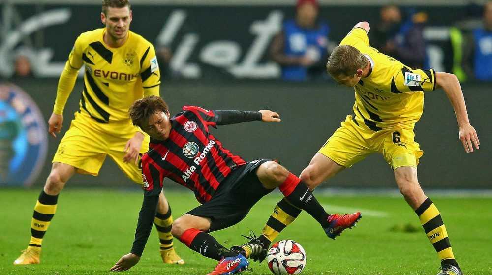 #DFBPOKAL FINAL! Being played this season between #EintrachtFrankfurt and #BorussiaDortmund in Berlin! Free tips  http:// bit.ly/2rSYNNt  &nbsp;  <br>http://pic.twitter.com/ai8l32ynQ7