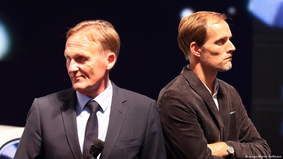 Regardless of the outcome of tonight&#39;s #DFBPokalfinale, it could be #BVB coach Thomas #Tuchel&#39;s final game:  http:// p.dw.com/p/2clE9  &nbsp;  <br>http://pic.twitter.com/fgVnGf1709