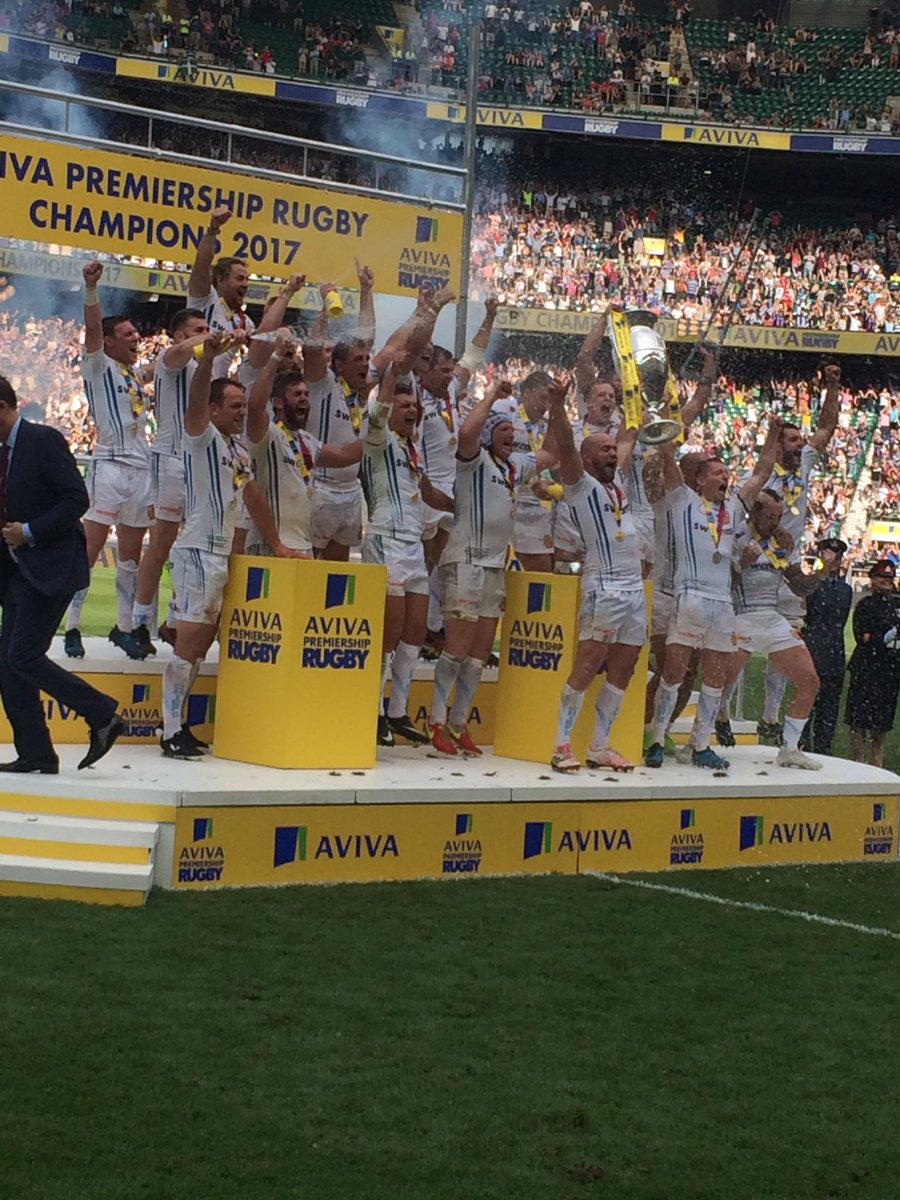 Your Avilva @premrugby Champions https://t.co/iQCfwNEkHl