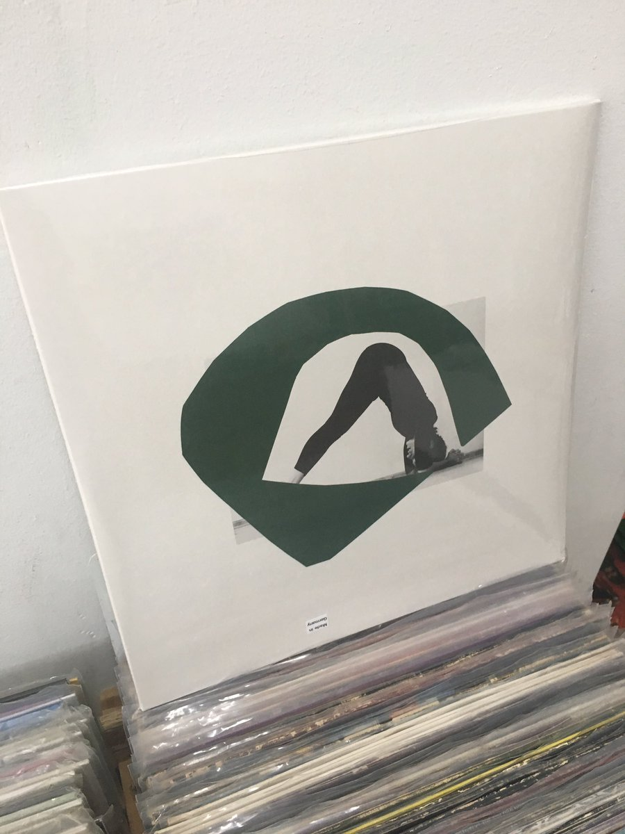 New-In: latest from Felicia Atkinson via @shelter_press -- a double Lp &quot;Hand in Hand&quot; #modular #buchla #serge <br>http://pic.twitter.com/dzuwYR2oFa
