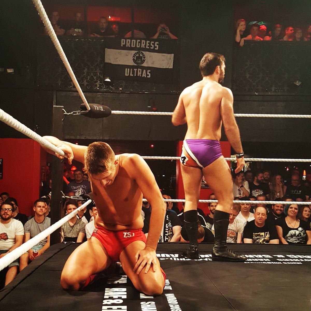 Resultados de Progress Wrestling Super Strong Style 16: Día 1 — Flamita sorprende al público británico 2
