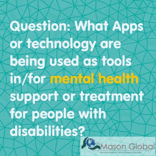 May is #MentalHealthAwareness month.  Dr.Mason Global is collecting data for a client. Your input is appreciated. #mentalhealth #Apps #tech<br>http://pic.twitter.com/h8TjRVFHyB