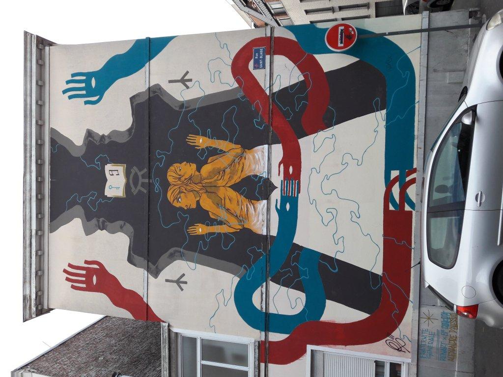 Street Art  #Lille  http://www. urbacolors.com  &nbsp;   #art #mural #graffiti #streetart<br>http://pic.twitter.com/0nkJsfde2t