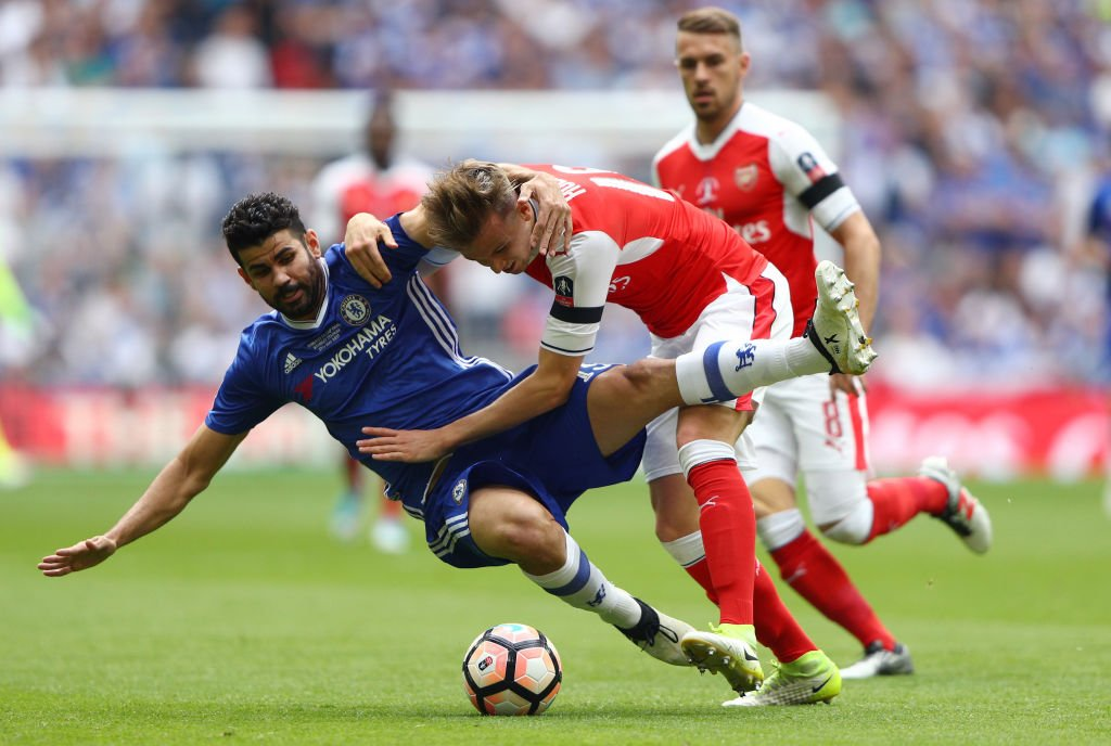 Holding – Arsenal star who made it 'comfortable' for me yesterday