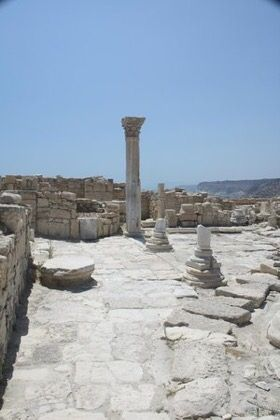 The archaeological site of Curium, #Cyprus dating back to the Neolithic period (4500-3900 BC)  #Travel #history @TripAdvisor @archaeologymag<br>http://pic.twitter.com/aQqa7GL9C8