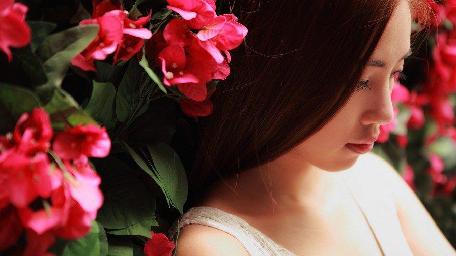 #4K #wallpaper Asian Leaf Close Up Face Flower Girl  http:// dlvr.it/PFqrJn  &nbsp;  <br>http://pic.twitter.com/tNju16SiGd