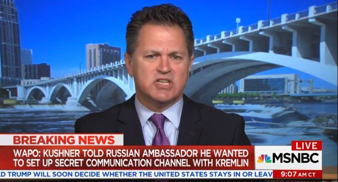 'Americans can die': Ex-CIA agent hammers Kushner for 'criminal' actions involving Russian contacts https://t.co/f4IAw33cgN #AMJoy