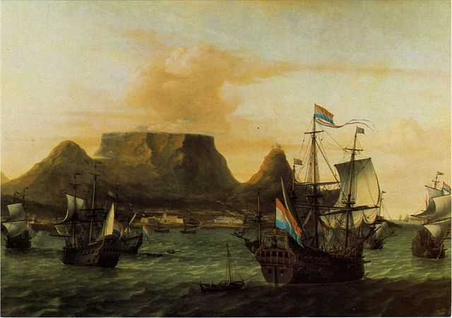 HISTORY: In the 17th century, the Dutch East India Company was given the legal right to wage war, take prisoners and establish colonies.