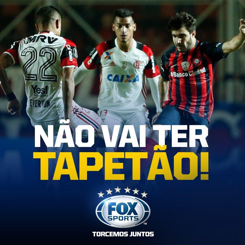 ❌ TRIBUNAL VETADO!   Após rumores de uma suposta irregularidade de Mussis, do San Lorenzo, o Fla anunciou que não vê motivos para recorrer.