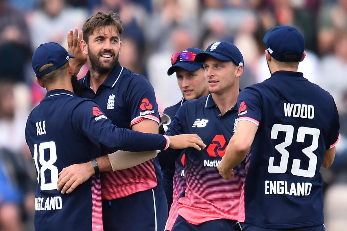 A thriller! England clinch the #EngvSA ODI series as they win the 2nd...