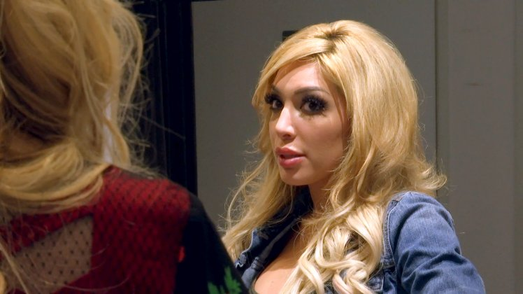 Farrah worked on her relationship with her mom during the latest episo...