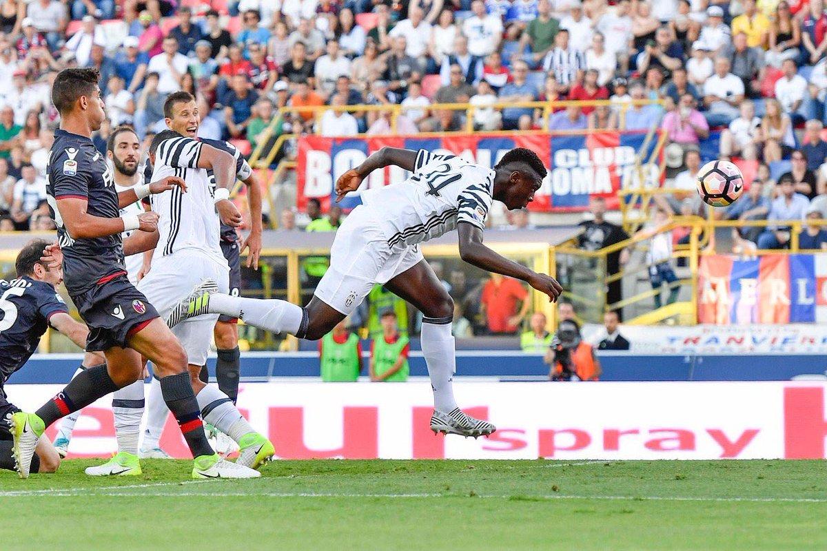 Мойзе Кин стал первым игроком 2000 года рождения, забившим гол в Серии А - изображение 1