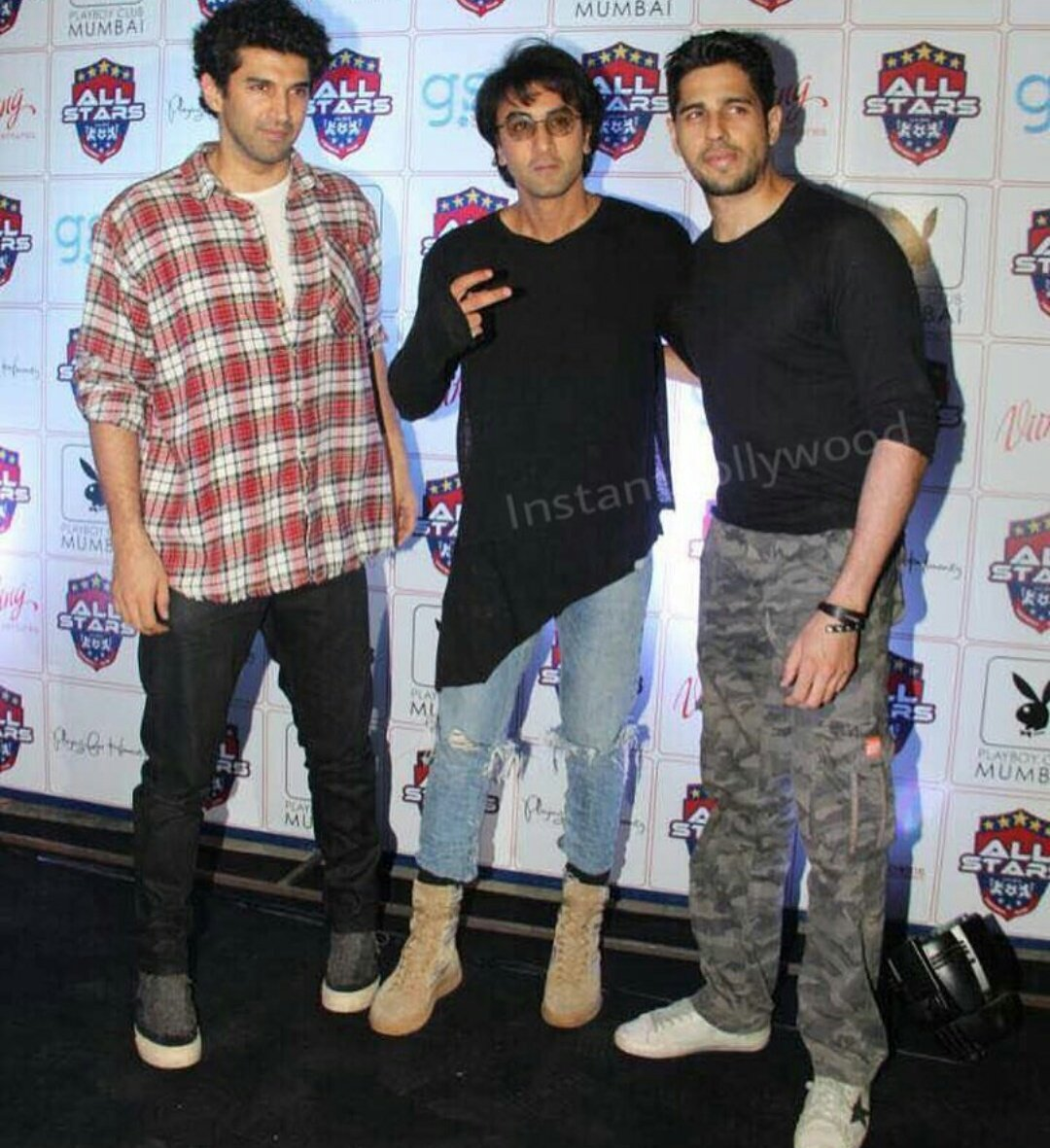 Image result for aditya roy kapoor and ranbir