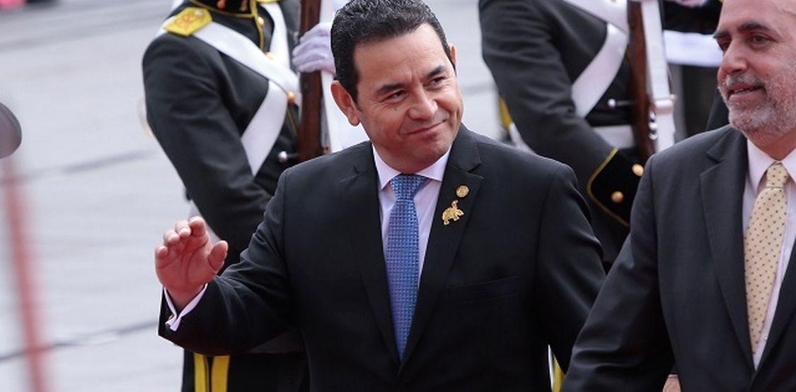 Thumbnail for Medios internacionales reaccionan por juicio contra hijo y hermano del presidente Jimmy Morales