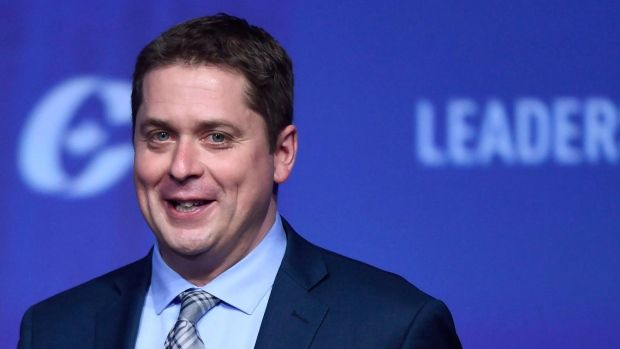 BREAKING | Andrew Scheer wins Conservative leadership race https://t.c...