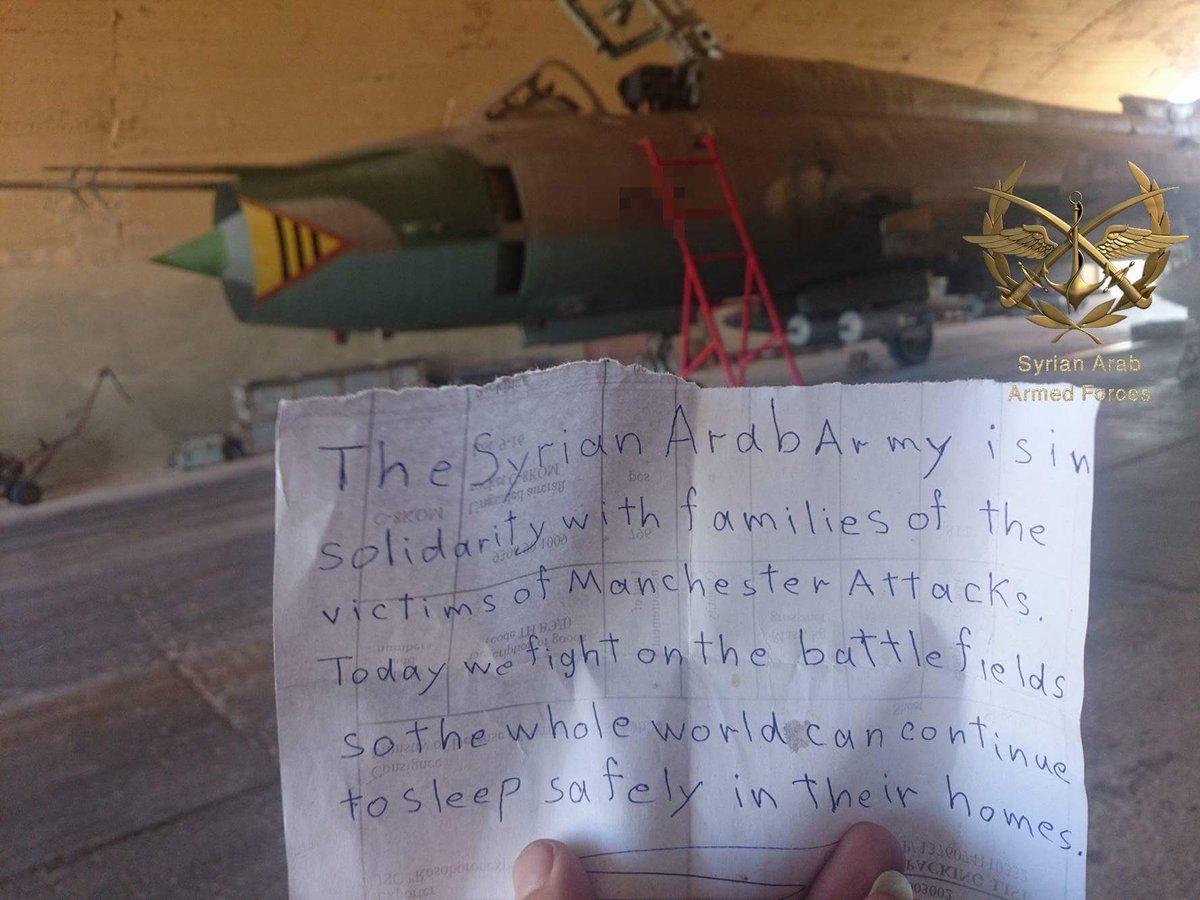 """Jakoben: HONoUR On Twitter: """"Suriye Ordusu Manchester Saldırısında"""