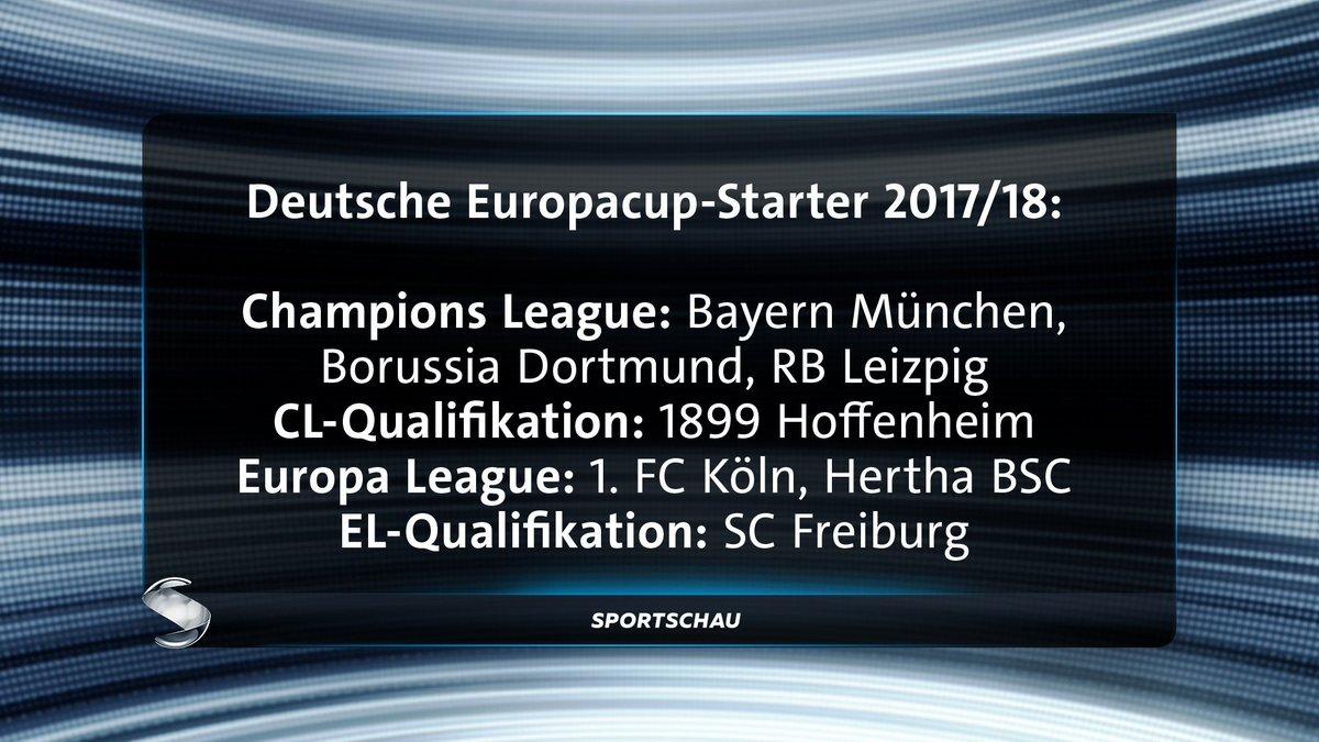Wir gratulieren auch dem @scfreiburg zur Europa-League-Qualifikation. #SGEBVB #DFBPokal #uefachampionsleague #UEL