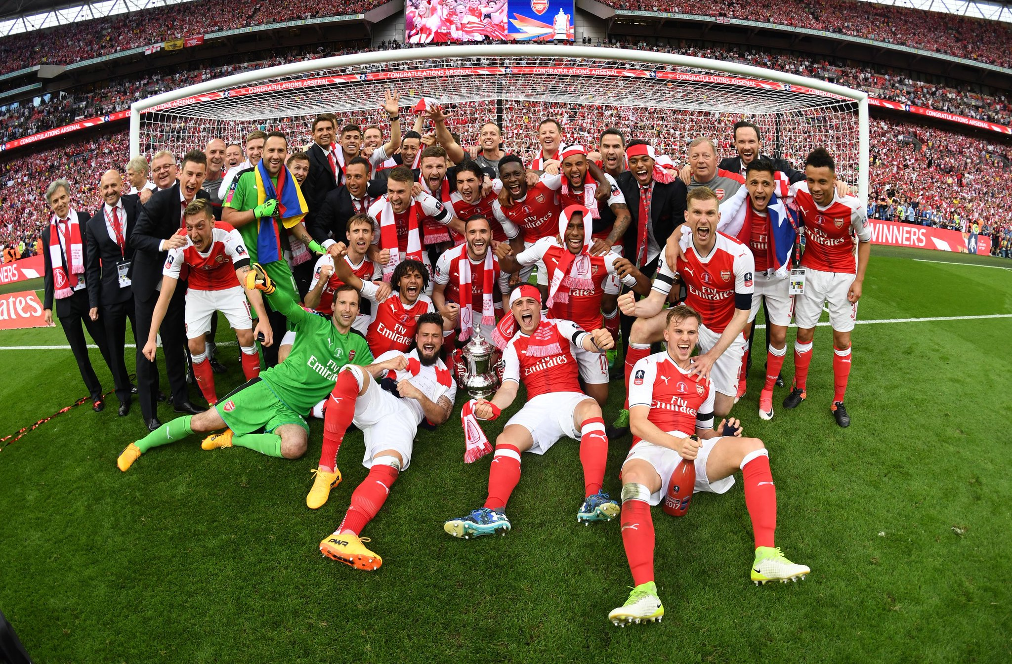 "Arsenal: Arsenal FC On Twitter: ""#WeAreTheArsenal"