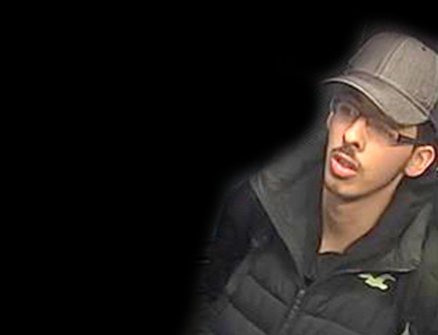 Милиция обнародовала кадры сосмертником изМанчестера