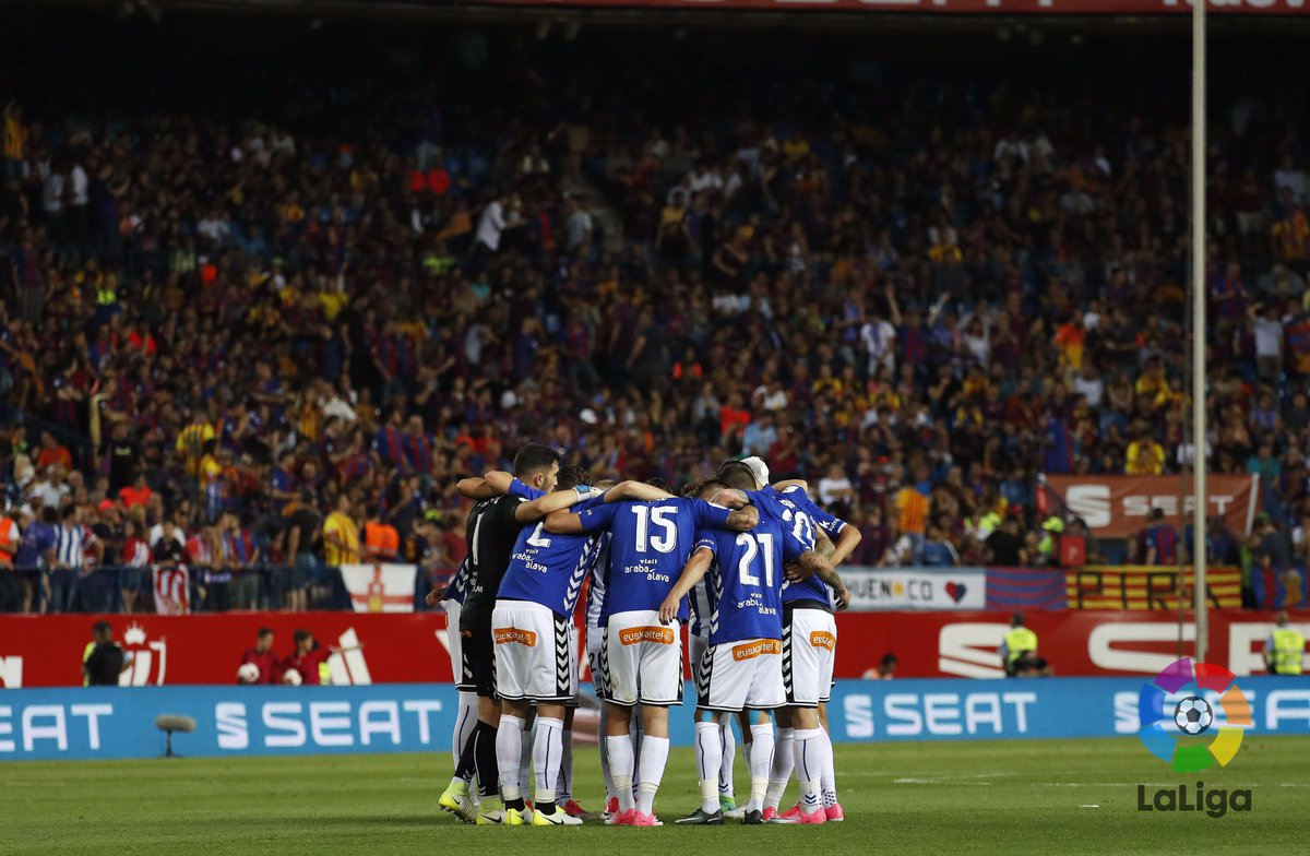 «Барселона» 3-й раз кряду выиграла Кубок Испании
