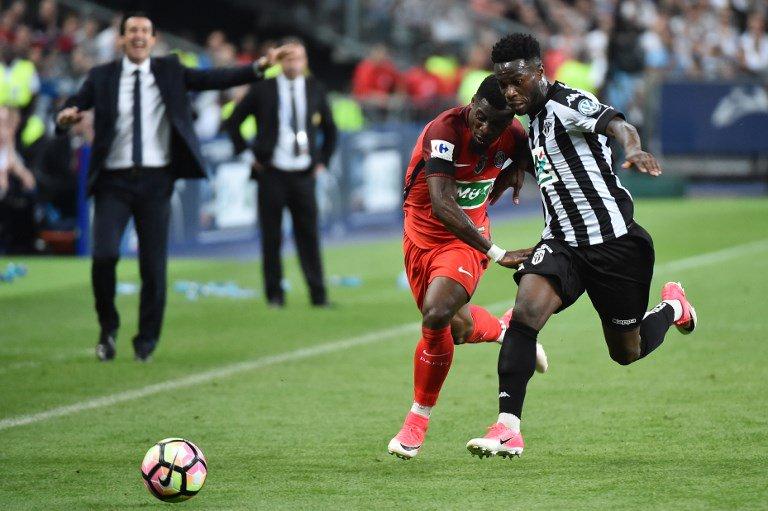 Coupe de France, PSG Officiel, Angers SCO and FFF