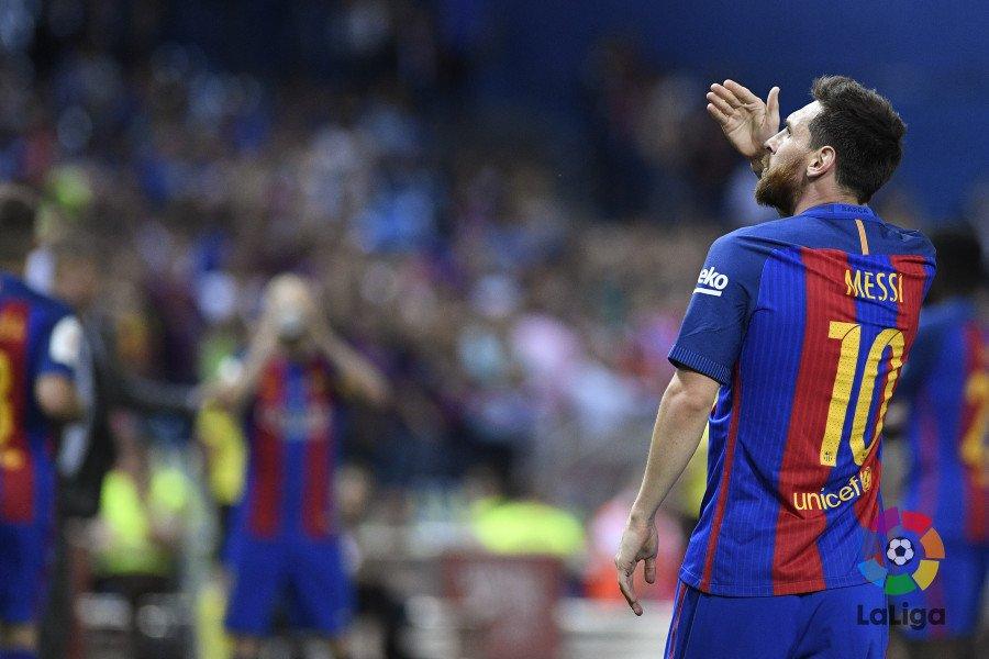 شاهد .. برشلونة بطلاً لكأس ملك أسبانيا بثلاثية في ألافيش