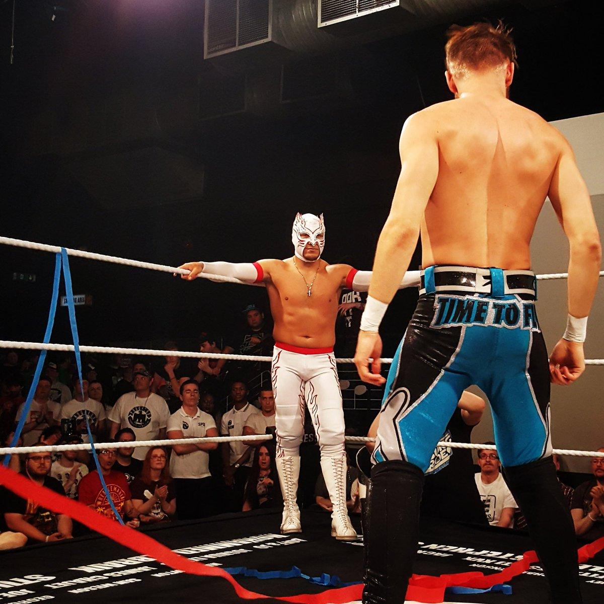 Resultados de Progress Wrestling Super Strong Style 16: Día 1 — Flamita sorprende al público británico 3